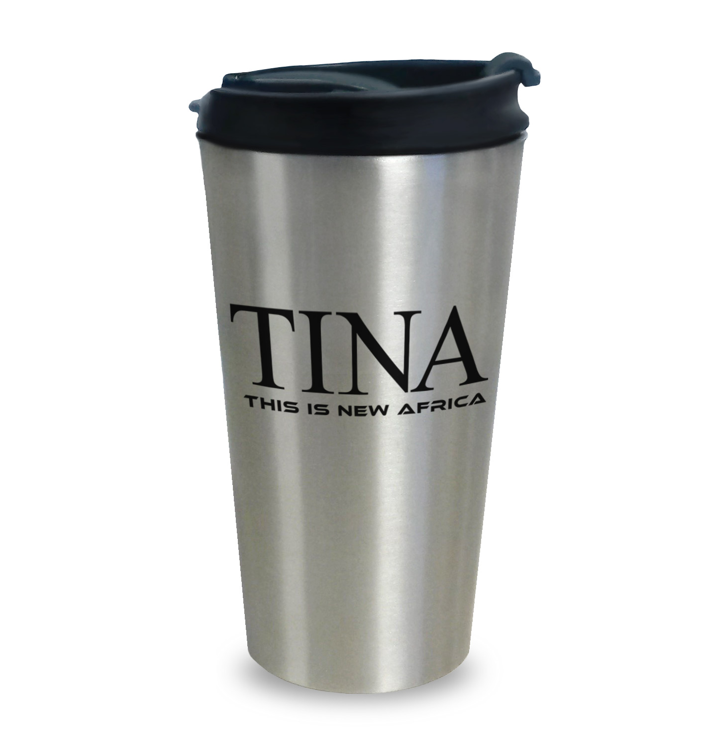 TINA Travel Latte Mug Image